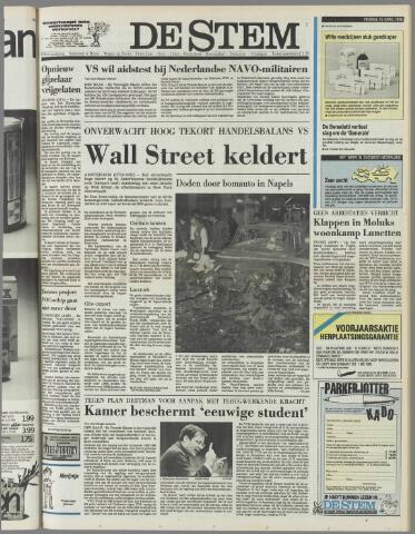 de Stem 1988-04-15
