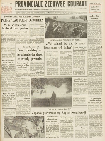Provinciale Zeeuwse Courant 1964-05-26