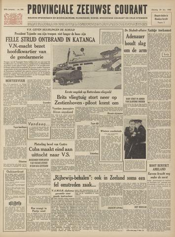 Provinciale Zeeuwse Courant 1962-12-29