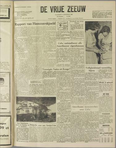 de Vrije Zeeuw 1960-08-08