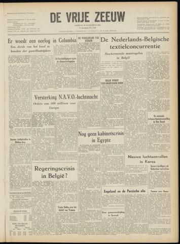 de Vrije Zeeuw 1952-08-29