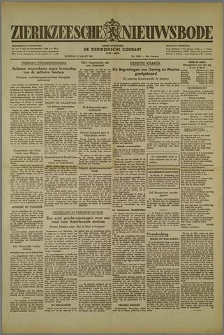 Zierikzeesche Nieuwsbode 1952-03-15