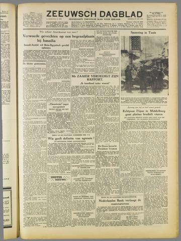 Zeeuwsch Dagblad 1952-01-22