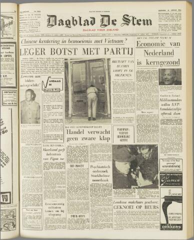 de Stem 1966-01-26