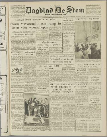 de Stem 1956-01-23