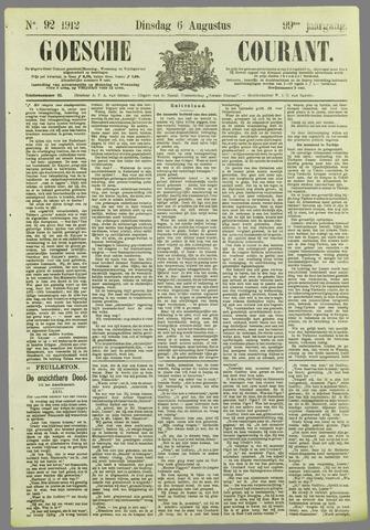 Goessche Courant 1912-08-06