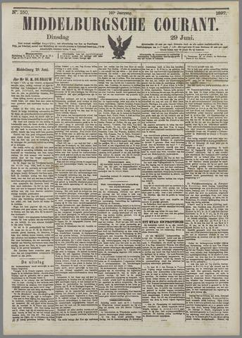 Middelburgsche Courant 1897-06-29