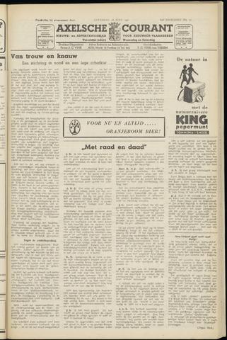 Axelsche Courant 1951-06-16