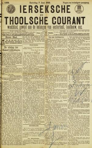 Ierseksche en Thoolsche Courant 1913-06-07