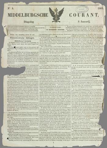 Middelburgsche Courant 1861-01-08