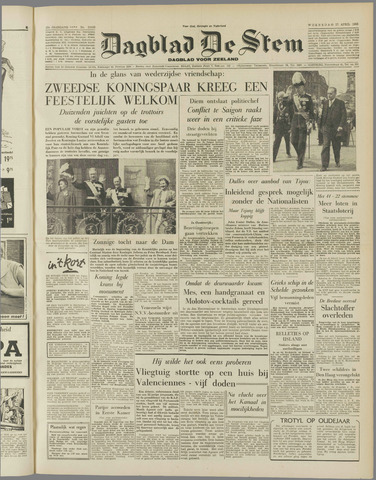 de Stem 1955-04-27
