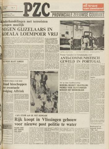 Provinciale Zeeuwse Courant 1975-08-06