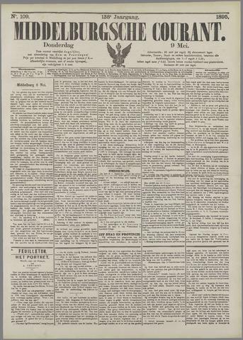 Middelburgsche Courant 1895-05-09