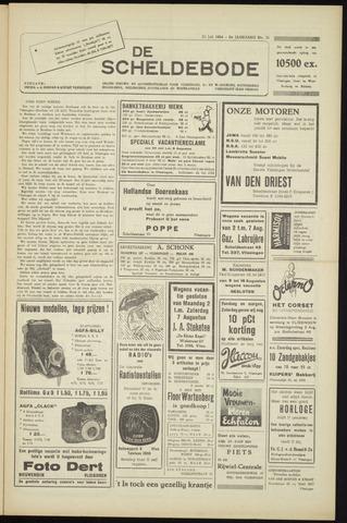 Scheldebode 1954-07-30