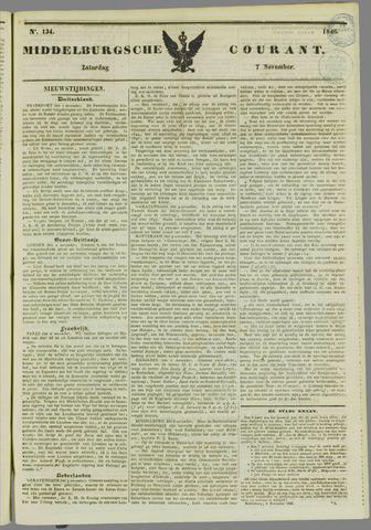 Middelburgsche Courant 1846-11-07