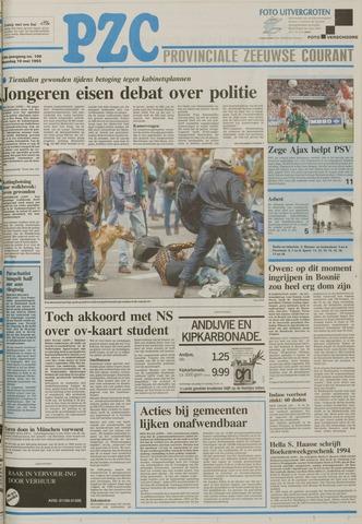Provinciale Zeeuwse Courant 1993-05-10
