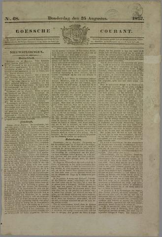 Goessche Courant 1842-08-25