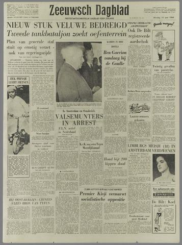 Zeeuwsch Dagblad 1960-06-14