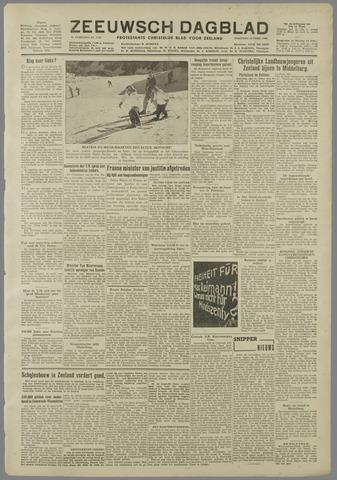 Zeeuwsch Dagblad 1949-02-14