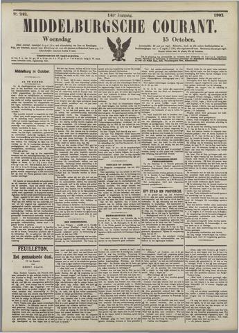 Middelburgsche Courant 1902-10-15