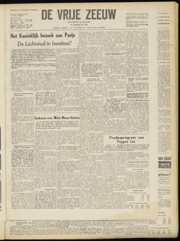 de Vrije Zeeuw 1950-05-24