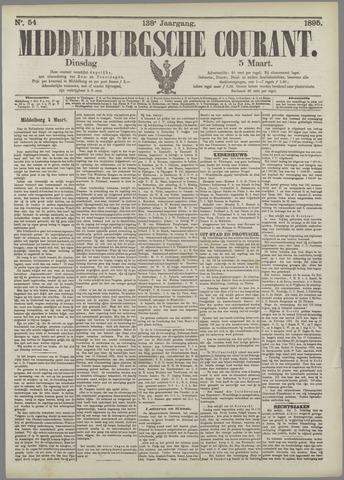 Middelburgsche Courant 1895-03-05
