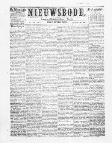 Sheboygan Nieuwsbode 1859-07-13