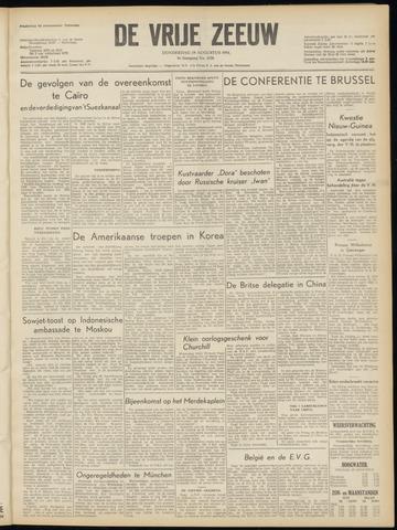 de Vrije Zeeuw 1954-08-19