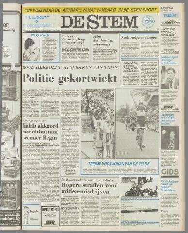 de Stem 1982-07-29