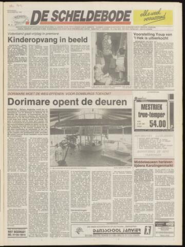 Scheldebode 1990-08-23