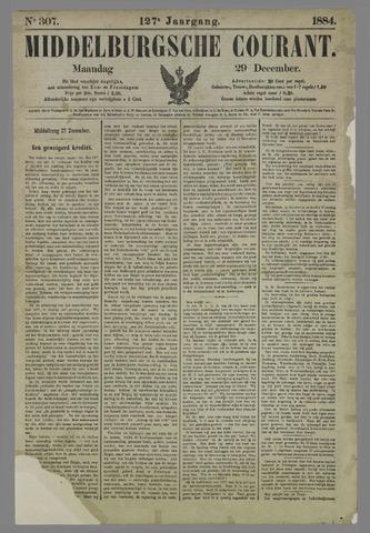 Middelburgsche Courant 1884-12-29