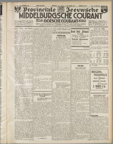 Middelburgsche Courant 1936-10-13