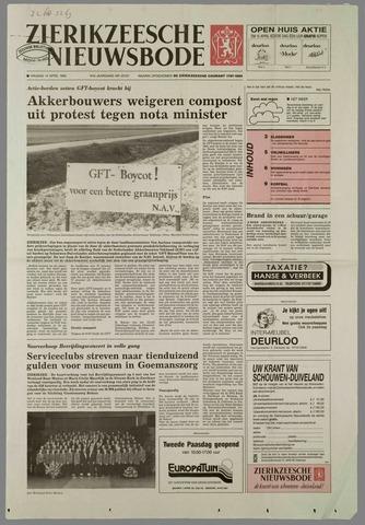 Zierikzeesche Nieuwsbode 1995-04-14
