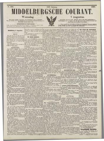 Middelburgsche Courant 1901-08-07