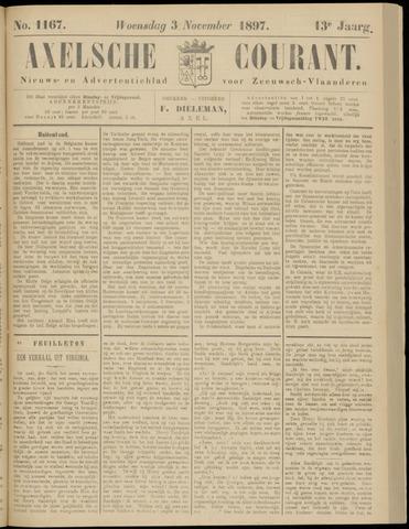 Axelsche Courant 1897-11-03