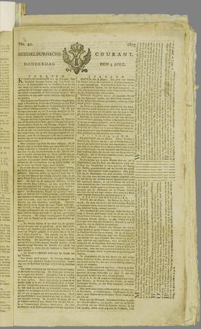Middelburgsche Courant 1805-04-04