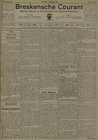 Breskensche Courant 1930-08-02
