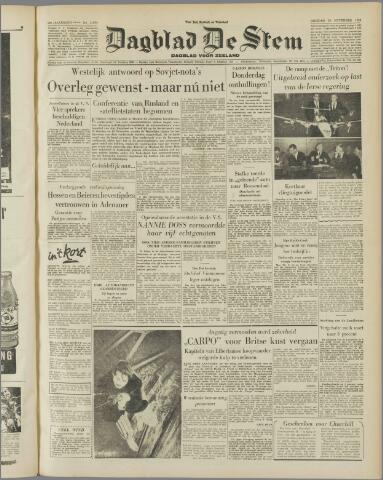 de Stem 1954-11-30