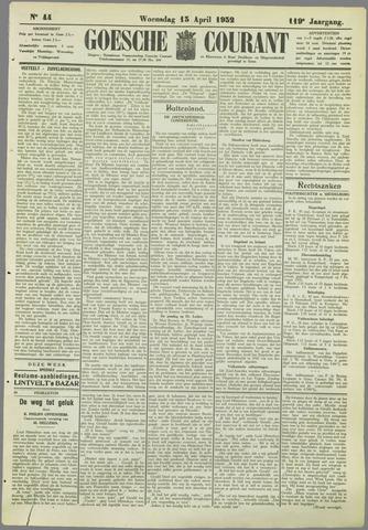 Goessche Courant 1932-04-13