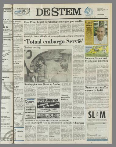 de Stem 1992-05-30