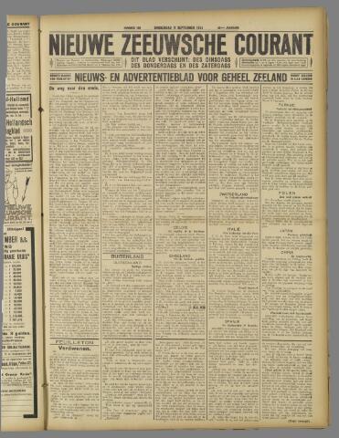 Nieuwe Zeeuwsche Courant 1924-09-11