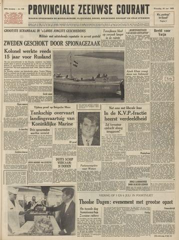 Provinciale Zeeuwse Courant 1963-06-26