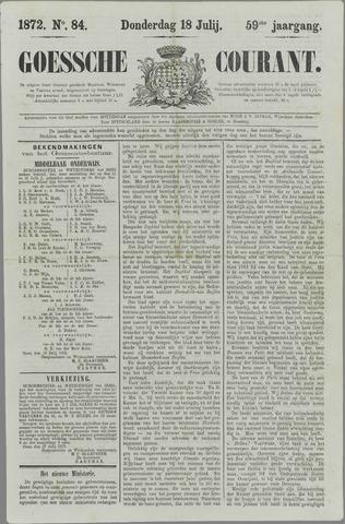 Goessche Courant 1872-07-18