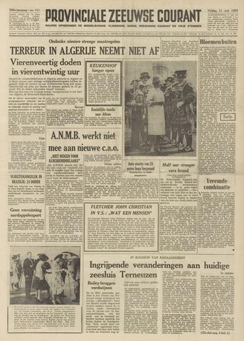 Provinciale Zeeuwse Courant 1962-05-11