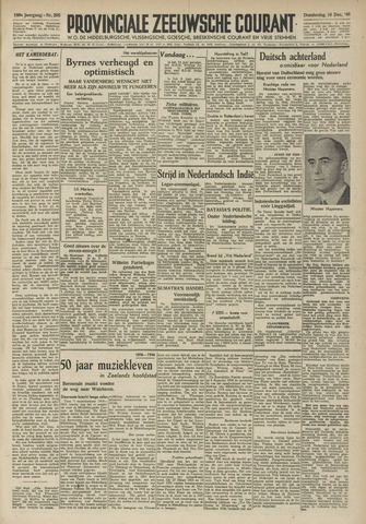 Provinciale Zeeuwse Courant 1946-12-19