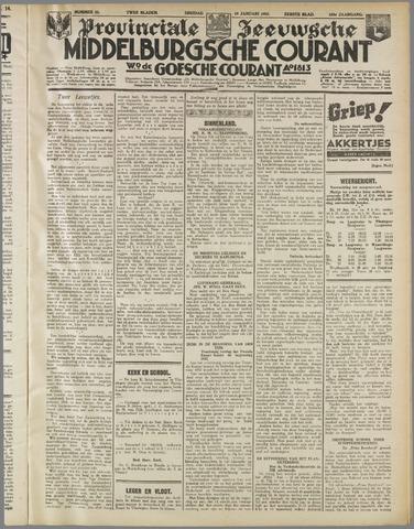 Middelburgsche Courant 1937-01-19