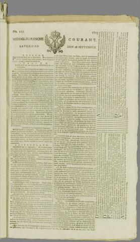 Middelburgsche Courant 1805-09-28
