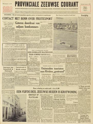 Provinciale Zeeuwse Courant 1963-08-03