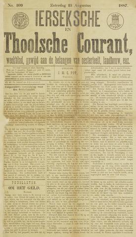 Ierseksche en Thoolsche Courant 1887-08-13