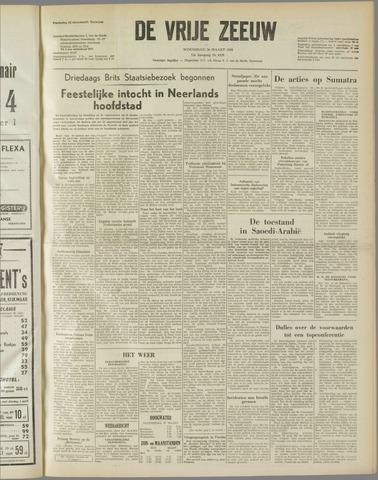 de Vrije Zeeuw 1958-03-26